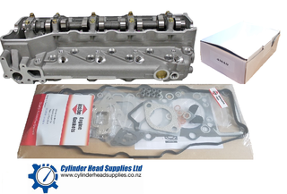Mitsubishi 4M40 Cylinder Head Package Deal (Exchange)