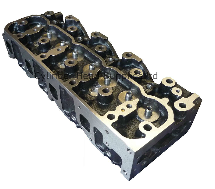 Isuzu 4JG2 Cylinder Head (Suits 42.1mm Inlet valve)