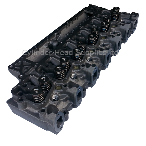 Cummin 6BT Cylinder Head (Assembled)