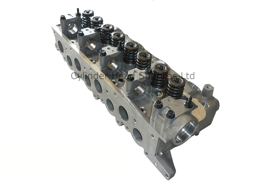 Mitsubishi 4D56 Turbo Cylinder Head (Assembled Complete)