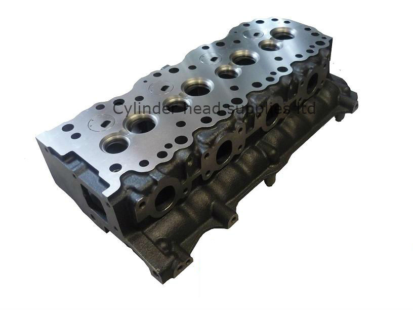 Toyota 2L, 2LT Cylinder Head ,suits roller rockers (Bare)