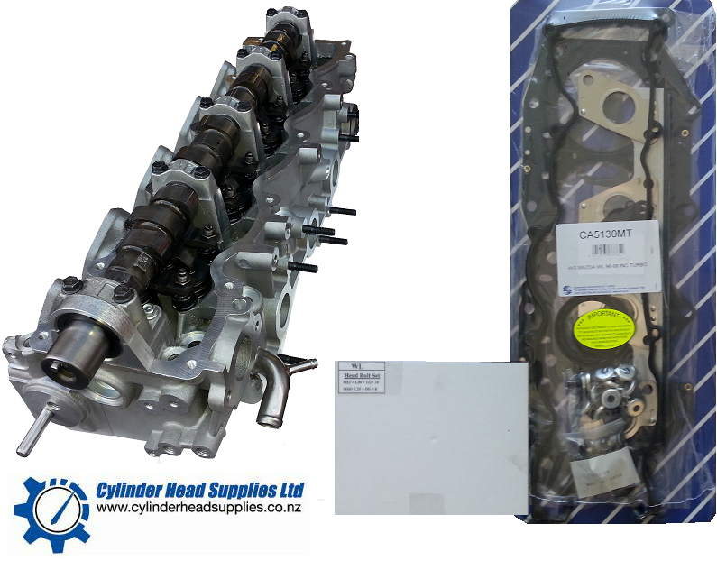 Mazda / Ford WLT Cylinder Head (Package Deal)